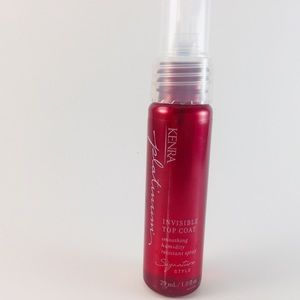 Other - NEW Kenra Invisible Top Coat Spray